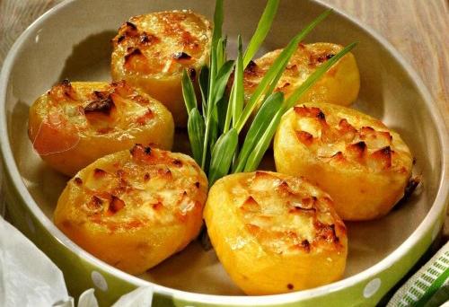 Картофель на день рождения рецепты с фото